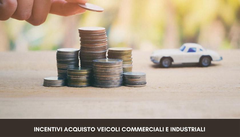 Auto Truck incentivi acquisto veicoli commerciali e industriali